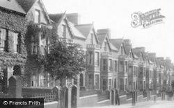 Barry, St Nicholas Road 1906