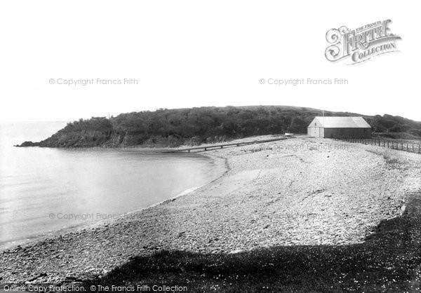 Barry, Watchtower Bay 1899