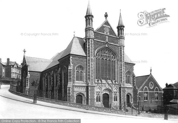 Barry, Wesleyan Church 1899