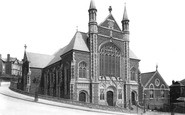 Barry, Wesleyan Church 1899
