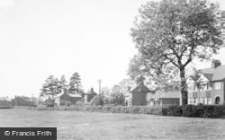 Barton Green, Village c.1955