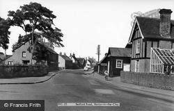 Bedford Road c.1960, Barton-Le-Clay