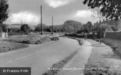 Hexton Road c.1960, Barton-Le-Clay