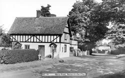 Manor Road c.1955, Barton-Le-Clay