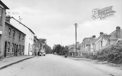 Sharpen Hoe Road c.1955, Barton-Le-Clay