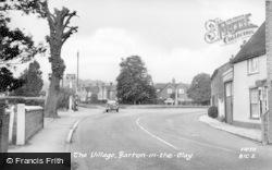 Barton-Le-Clay, The Village c.1955
