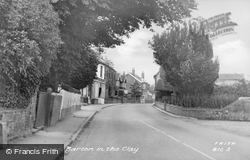 The Village c.1955, Barton-Le-Clay