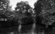Barton Mills, River Lark 1925