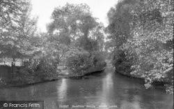 River Lark 1925, Barton Mills