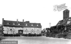 The Bull Inn 1925, Barton Mills