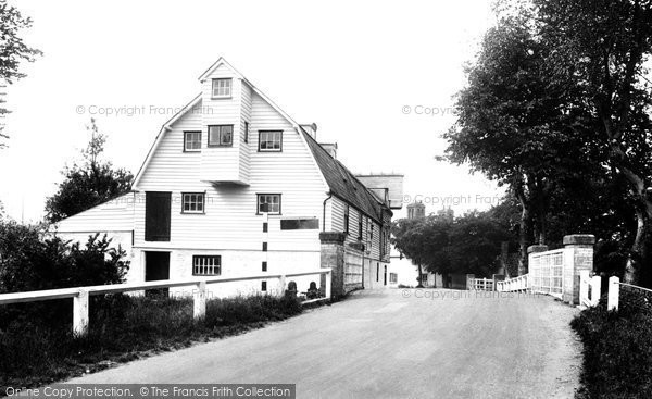 Barton Mills, The Mill 1925