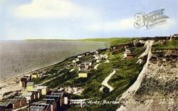 Beach Huts c.1960, Barton On Sea