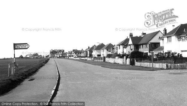 Barton On Sea, c.1965