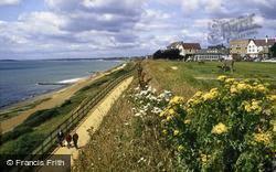 Cliff Top And Beachcomber Cafe 1998, Barton On Sea