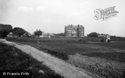 Grand Marine Hotel  c.1910, Barton On Sea