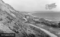 The Coast c.1955, Barton On Sea