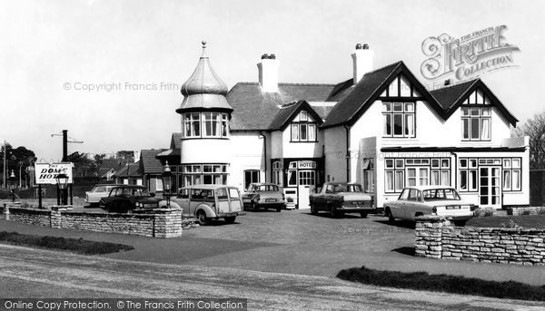 Barton On Sea, The Dome Hotel c.1965