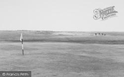 Barton On Sea, The Golf Links c.1960