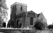 Barton Seagrave, St Botolph's Church c.1955