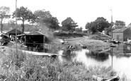Barton Turf, the River 1902
