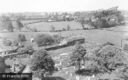 Barton Under Needwood, Barton Green c.1955