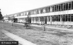 Barton Under Needwood, John Taylor School c.1965