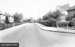 Barton Under Needwood, St James Road c.1965