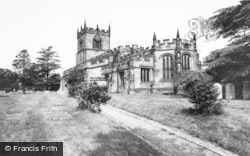 Barton Under Needwood, The Church c.1955