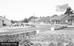 Barton Under Needwood, Westmead Road c.1965