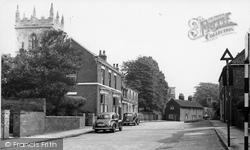 Barton Upon Humber, Burgate c.1955