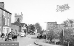 Barton Upon Humber, Burgate c.1960