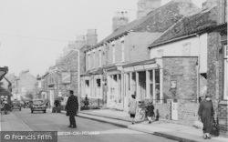 Barton Upon Humber, Fleetgate c.1960