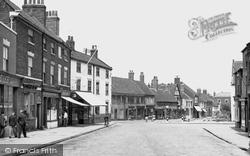 Barton Upon Humber, George Street c.1955