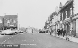 Barton Upon Humber, Market Place c.1960