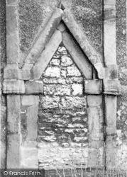 Barton Upon Humber, St Peter's Church, The Saxon Doorway c.1960