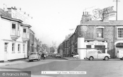 Barton Upon Humber, The High Street c.1960
