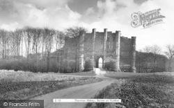 Barton Upon Humber, Thornton Abbey c.1960