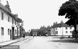 Barton Upon Humber, Whitecross Street c.1950