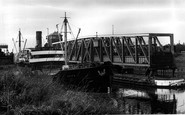 Barton Upon Irwell, Bridge and Aqueduct c1955