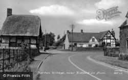 Village c.1955, Barton