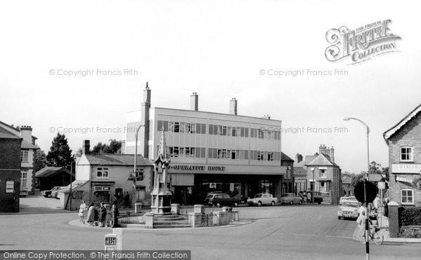 Barwell, Top Town c.1965