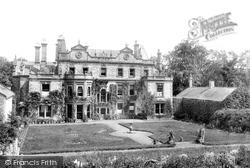 House And Gardens 1900, Barwick