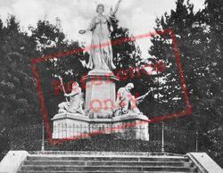 St Jacob's Monument c.1930, Basel