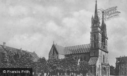 The Cathedral c.1930, Basel