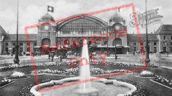 The Station c.1930, Basel