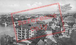 The Three Rhine Bridges c.1930, Basel