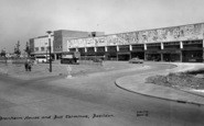 Basildon, Blenheim House And Bus Terminal c.1965