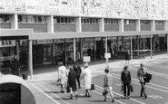 Basildon, Bus Station c.1965