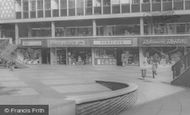 Basildon, East Square Shops c.1965
