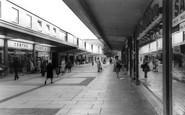Basildon, Market Pavement c1965